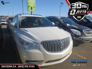 Used 2014 Buick Enclave Leather for sale in Lethbridge, AB