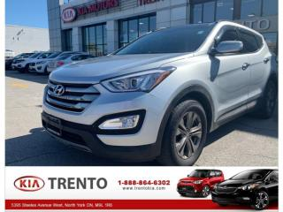 Used 2016 Hyundai Santa Fe Sport 2.4L Luxury AWD|One Owner|Fully Loaded|LOW KM| for sale in North York, ON