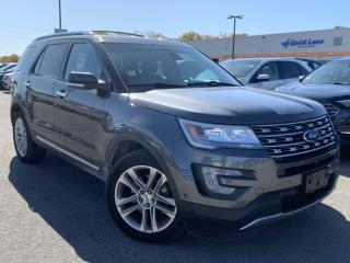 Used 2016 Ford Explorer LIMITED for sale in Midland, ON