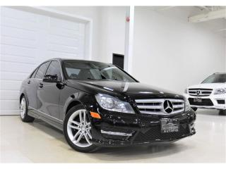 Used 2012 Mercedes-Benz C-Class 4dr Sdn C 250 4MATIC for sale in North York, ON