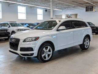 Used 2015 Audi Q7 TDI/SLINE/NAV/7PASS/BLIND SPOT.PANO/360 CAMERA! for sale in Toronto, ON