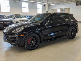 Used 2017 Porsche Cayenne GTS/LANE CHANGE ASSIST/PANO/PORSCHE ENTRY&DRIVE! for sale in Toronto, ON
