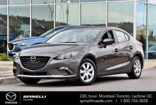 Used 2016 Mazda MAZDA3 MAZDA 3 GX 2016 for sale in Lachine, QC