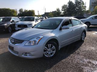 Used 2011 Nissan Altima SUNROOF/LEATHER SEATS for sale in Scarborough, ON