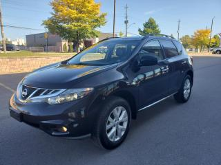 Used 2011 Nissan Murano AWD 4dr SL for sale in Scarborough, ON