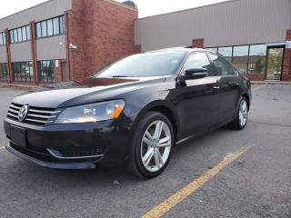 Used 2013 Volkswagen Passat 4dr Sdn 2.5L Comfortline WITH NAVIGATION for sale in Scarborough, ON