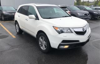 Used 2012 Acura MDX AWD 4dr Tech Pkg for sale in Scarborough, ON