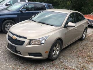 Used 2011 Chevrolet Cruze 4dr Sdn LT Turbo  w/1SB for sale in Scarborough, ON