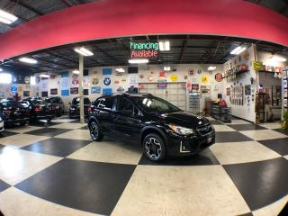 Used 2017 Subaru XV Crosstrek TOURING AUT0 AWD H/SEATS REAR CAMERA for sale in North York, ON