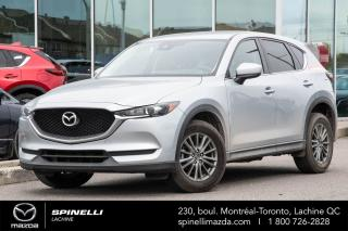 Used 2018 Mazda CX-5 GS MAZDA CX-5 GS FWD 2018 for sale in Lachine, QC