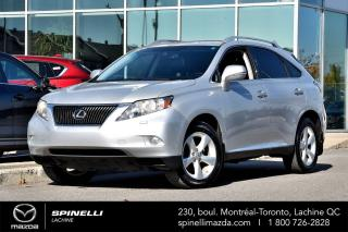 Used 2011 Lexus RX 350 LEXUS RX 350 2011 for sale in Lachine, QC