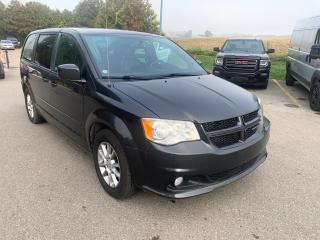 Used 2011 Dodge Grand Caravan R/T DVD POWER DOOR AND REMOTE START stwngo for sale in Waterloo, ON