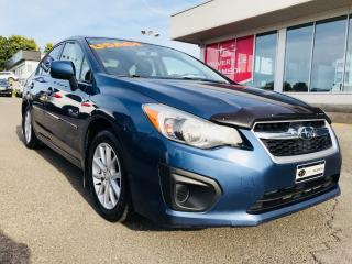 Used 2012 Subaru Impreza 2.0i (M5) for sale in Lévis, QC