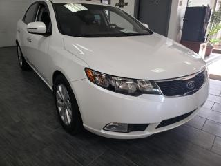 Used 2013 Kia Forte SX for sale in Châteauguay, QC