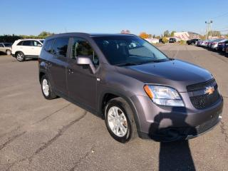 Used 2012 Chevrolet Orlando 1LT for sale in Lévis, QC