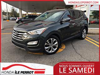 Used 2013 Hyundai Santa Fe TOIT PANORAMIQUE, TOUT EQUIPÉ, WOW for sale in Île-Perrot, QC