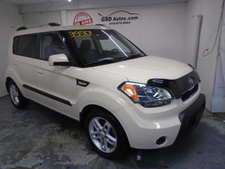 Used 2010 Kia Soul 2u/4u/retro 4u/burner 4u/4u sx for sale in Ancienne Lorette, QC
