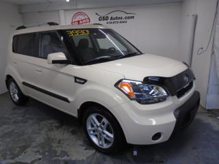 Used 2010 Kia Soul for sale in Ancienne Lorette, QC