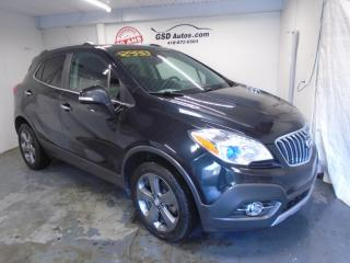 Used 2014 Buick Encore for sale in Ancienne Lorette, QC