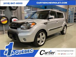 Used 2010 Kia Soul 2 SIEGES CHAUFFANTS * A/C * TOIT for sale in Québec, QC
