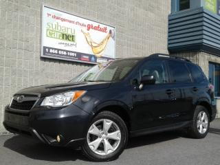 Used 2015 Subaru Forester Touring*70$/sem*toit*mags*camÉra*awd for sale in Richelieu, QC