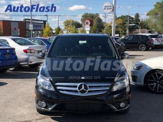 Used 2014 Mercedes-Benz B-Class B250 Sports Tourer *Cuir *Extra-Clean *Toit-Pano for sale in St-Hubert, QC