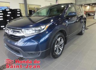 Used 2017 Honda CR-V 2 RM 5 portes LX Camera Sieges Chauffant for sale in St-Jean-Sur-Richelieu, QC