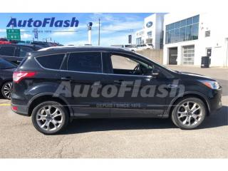 Used 2014 Ford Escape 2.0L Ecoboost Titanium AWD*GPS *Camera *Cuir *PANO for sale in St-Hubert, QC