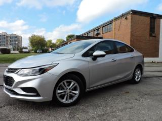 Used 2018 Chevrolet Cruze LT Rev Cam | Heated Seats | for sale in BRAMPTON, ON