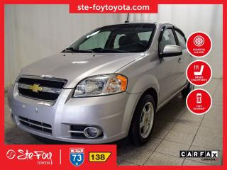Used 2010 Chevrolet Aveo LT for sale in Québec, QC