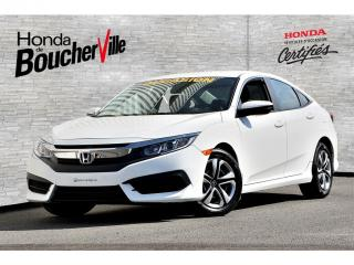 Used 2016 Honda Civic LX  * VENDU * SOLD * for sale in Boucherville, QC
