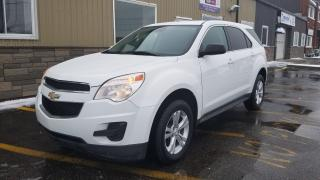 Used 2013 Chevrolet Equinox NO TAX SALE- LTD TIME ONLY for sale in Tilbury, ON