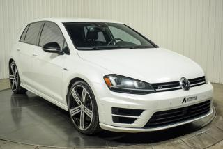 Used 2016 Volkswagen Golf R 4 MOTION  CUIR NAVIGATION MAGS for sale in St-Hubert, QC