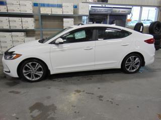 Used 2017 Hyundai Elantra GL for sale in Amos, QC