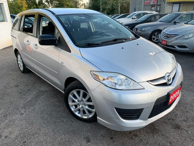 2009 Mazda MAZDA5 AUTO/ 6 SEATER/ PWR GROUP/ ALLOYS/ LOADED!