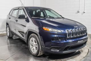 Used 2015 Jeep Cherokee A/C MAGS BLUETOOTH for sale in St-Hubert, QC
