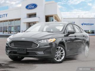 New 2020 Ford Fusion Hybrid Se for sale in Winnipeg, MB