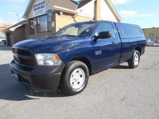 Used 2013 RAM 1500 ST Regular Cab 8Ft Box 3.6L Loaded ONLY 40,000KMs for sale in Etobicoke, ON