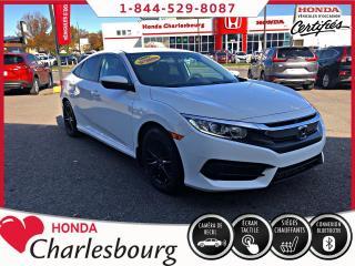 Used 2016 Honda Civic LX 4 portes CVT for sale in Charlesbourg, QC