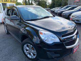 Used 2010 Chevrolet Equinox LS/ AWD/ PWR SEAT/ PWR GROUP/ ALLOYS/ LIKE NEW! for sale in Scarborough, ON