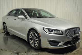 Used 2017 Lincoln MKZ RESERVE AWD NAV TOIT  MAGS 19 for sale in St-Hubert, QC