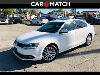 Used 2011 Volkswagen Jetta COMFORTLINE / LEATHER / ROOF for sale in Cambridge, ON