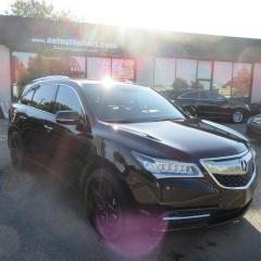 Used 2014 Acura MDX ÉLITE SH AWD **CUIR+TOIT+NAVI+DVD** for sale in St-Hubert, QC