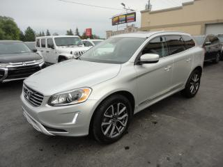 Used 2016 Volvo XC60 Special Edition Navi Cuir Toit Pano AWD for sale in Laval, QC