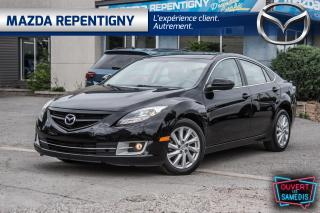 Used 2013 Mazda MAZDA6 Auto GT CUIR TOIT OUVR. Bas Km- $65/sem - 48 mois for sale in Repentigny, QC