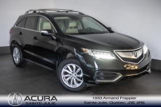 Used 2018 Acura RDX TECH PKG Garantie prolongé jusqu'a 130000km for sale in Ste-Julie, QC