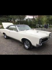 Used 1967 Pontiac GTO for sale in Saint Chrysostome, PE