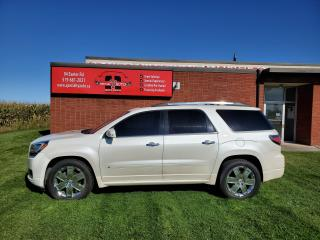 Used 2015 GMC Acadia Denali for sale in London, ON