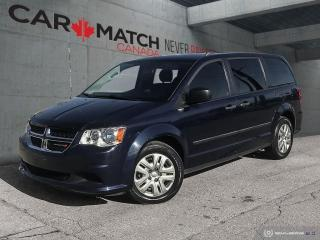 Used 2016 Dodge Grand Caravan CVP / *AUTO* / AC / DVD for sale in Cambridge, ON