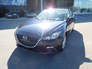 Used 2015 Mazda MAZDA3 GX, A/C, VITRE ÉLECT, BLUETOOTH for sale in Mirabel, QC